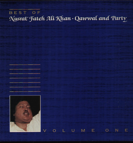 Nusrat Fateh Ali Khan Brand new Bollywood Vinyl LP