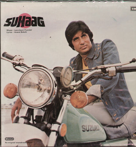 Suhaag - Bollywood Vinyl LP