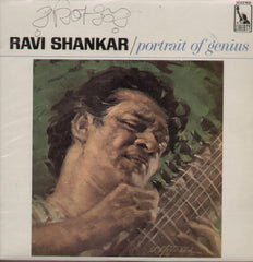 Ravi Shankar - potrait of genius Bollywood Vinyl LP