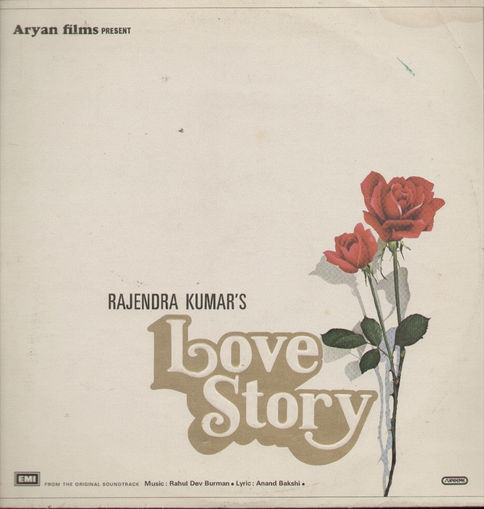 Love story - Double Bollywood Vinyl LP