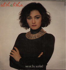 Alisha - Alisha! - Bollywood Vinyl LP