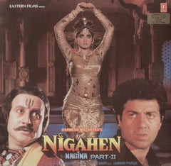 Nigahen - (Nagina Part 2) Bollywood Vinyl LP