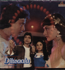 Dilwaala Bollywood Vinyl LP