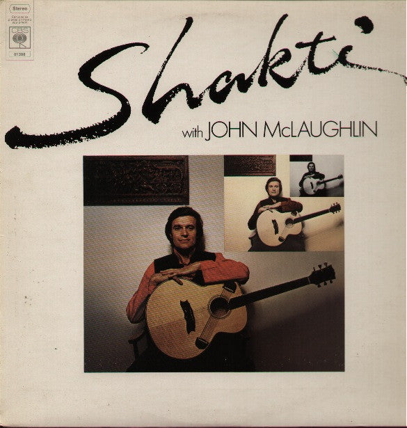 Shakti - With John Mclaughlin Bollywood Vinyl LP