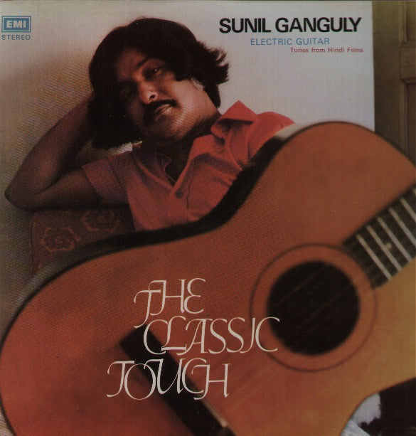 Sunil Ganguly - The Classic Touch Bollywood Vinyl EP