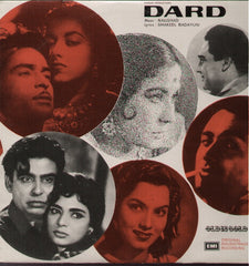 Dard - Brand New Bollywood Vinyl LP
