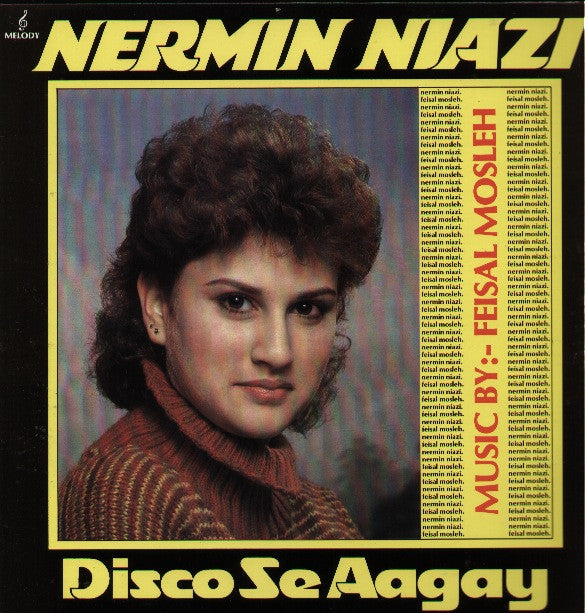 Nermin Niazi - Disco Se Aagay - Brand new Bollywood Vinyl LP