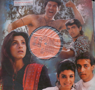 Sanam - Brand New Bollywood Vinyl LP
