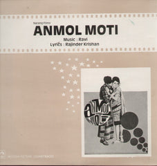 Anmol Moti - Hindi Indian Vinyl LP