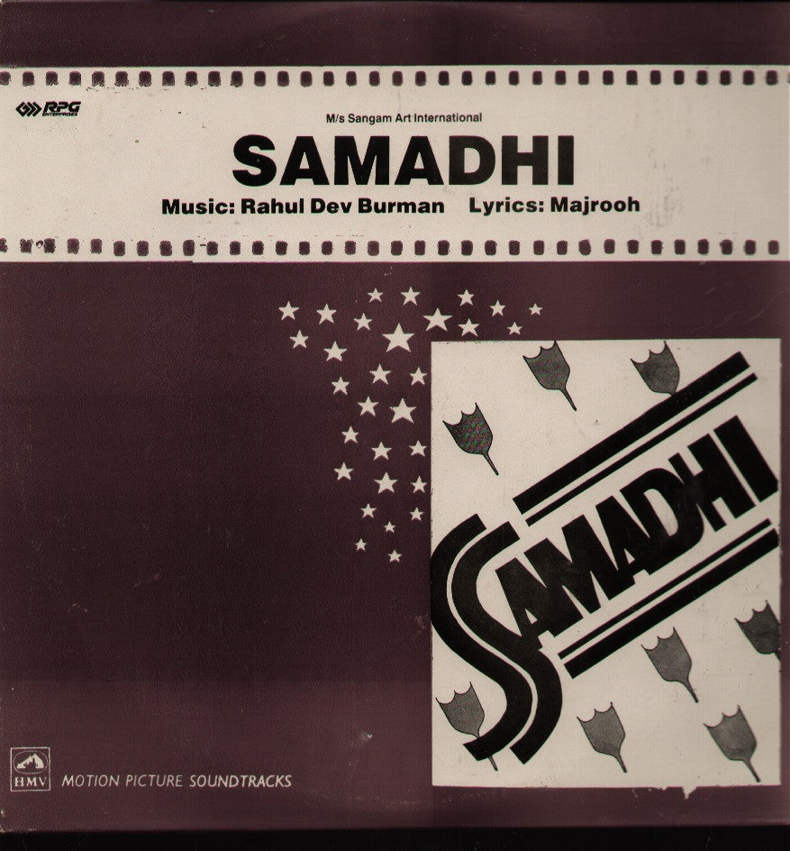 Samadhi Bollywood Vinyl LP