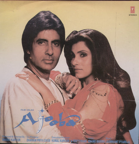 Ajooba - Bollywood Viny LP