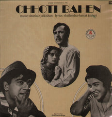 Chhoti Bahen Indian Vinyl LP