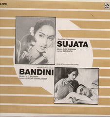 Sujata & Bandini Bollywood Vinyl LP