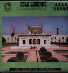 Memories Of The Punjab - Volume 13 - Bollywood Vinyl LP