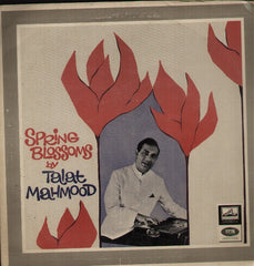 Talat Mahmood - Geets and Ghazals Indian Vinyl LP