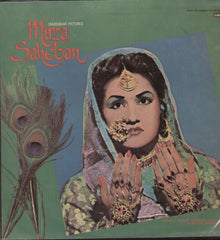 Mirza Saheban Indian Vinyl LP