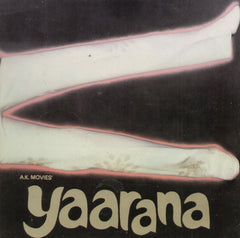 Yaarana - Amitabh hit.. Bollywood Vinyl LP