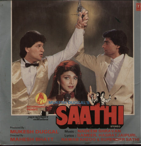 Saathi Indian Vinyl LP