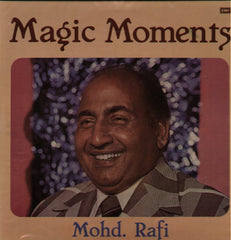 Mohd Rafi - Magic Moments Indian Vinyl LP