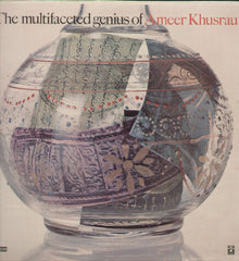 The Multifaceted Genius of Ameer Khusrau - Bollywood Vinyl LP