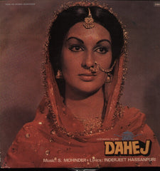 Dahej Bollywood Vinyl LP