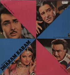 Dharam Kharam Indian Vinyl LP