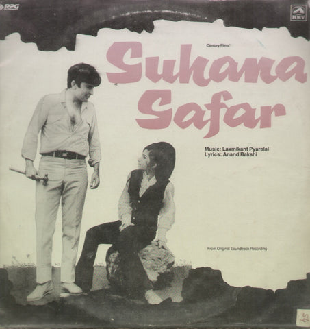 Suhana Safar Bollywood Vinyl LP