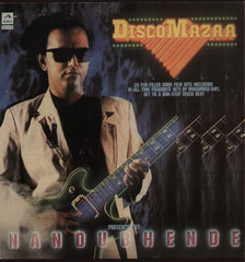 Disco Mazaa - Indian Vinyl LP