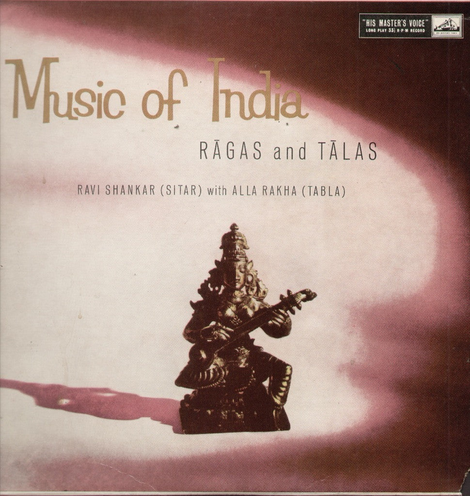 Music of India - Bollywood Vinyl LP