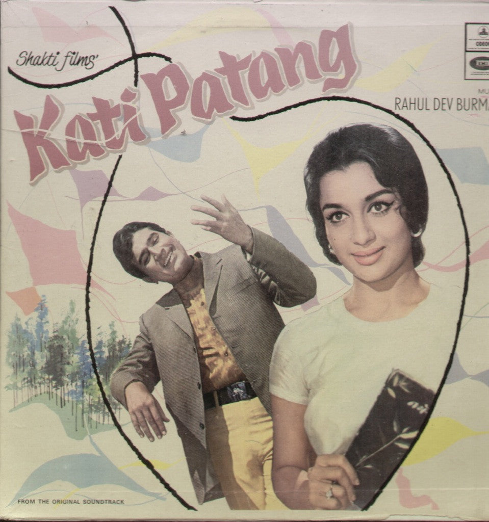 Kati Patang Bollywood Vinyl LP
