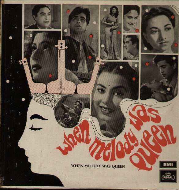 When Melody Was Queen - Bollywood Vinyl LP