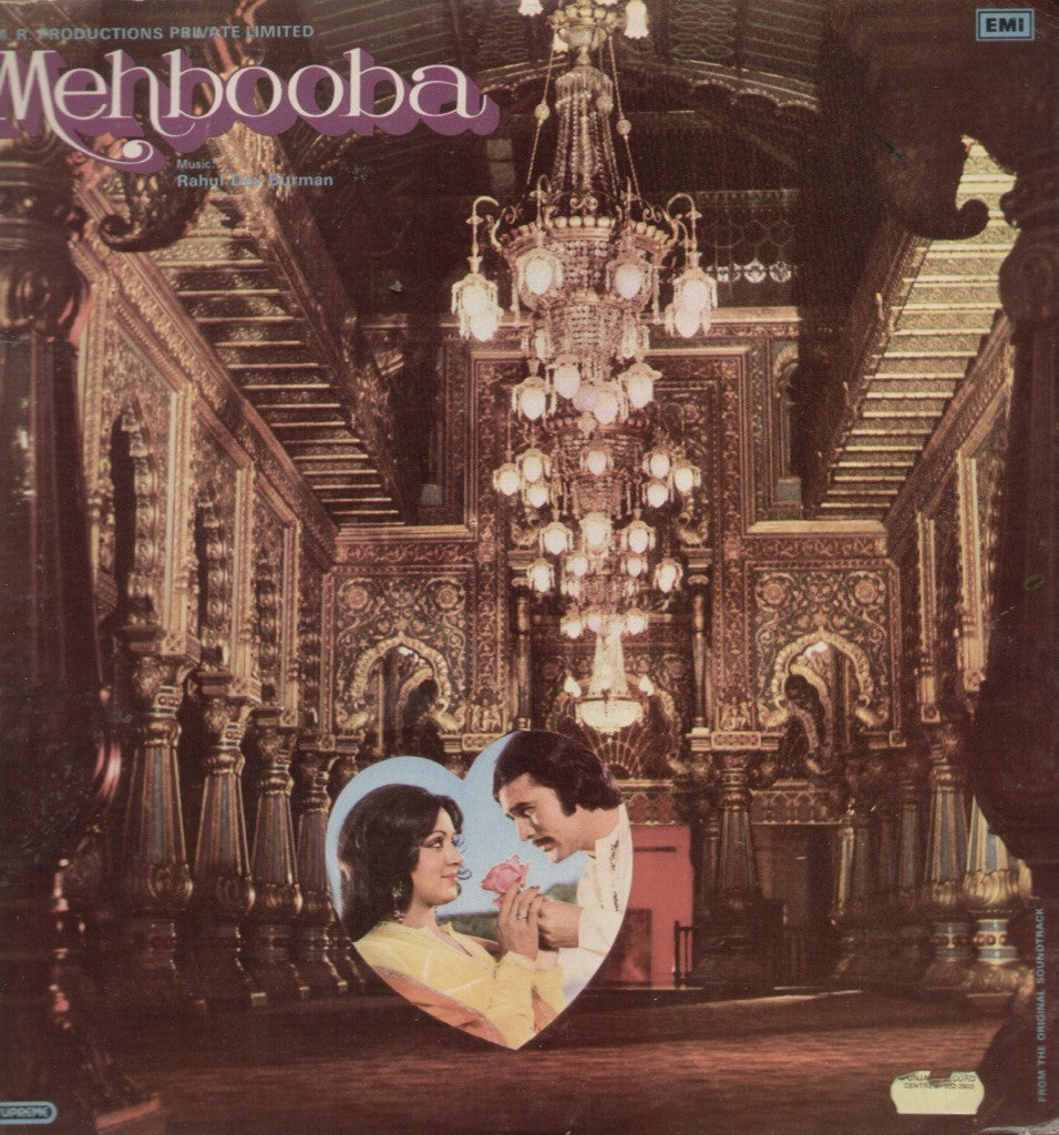 Mehbooba - R D Burman Bollywood Vinyl LP