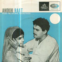 Anokhi Raat - Hindi Indian Vinyl EP