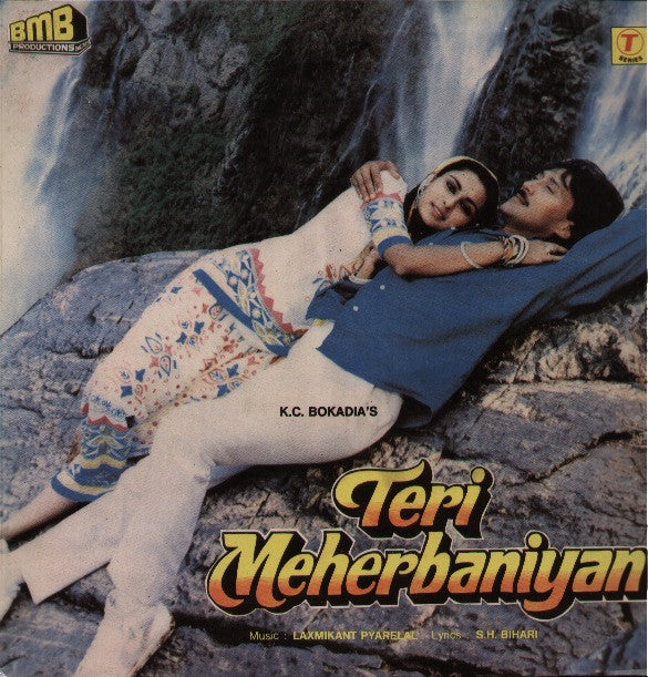 Teri Meherbaniyan - Brand new Indian Vinyl LP