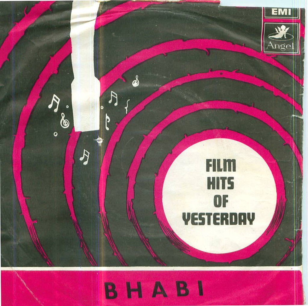 Bhabi Indian Vinyl EP