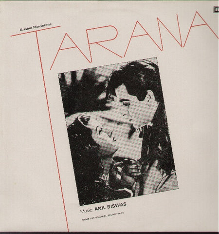 Tarana Bollywood Vinyl LP