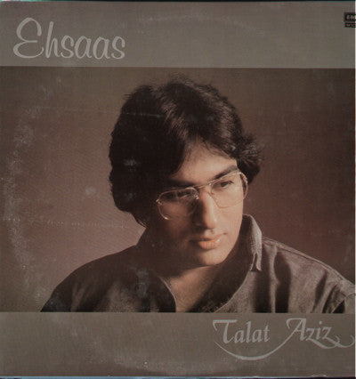 "Talat Aziz ""Ehsaas"" - Brand new Indian Vinyl LP"