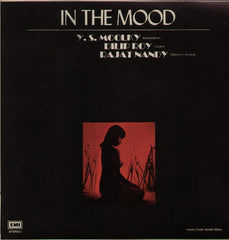 Y.S. Moolky , Dilip Roy, Rajat Nandy- In The Mood - Accordian, Violin & Guitar Bollywood Vinyl LP