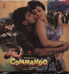 Commando Indian Vinyl LP