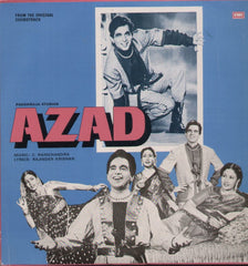 Azad - Hindi Indian Vinyl LP