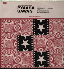 Pyaasa Sawan Indian Vinyl LP