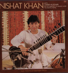 Nishat Khan & Zakir Hussain - Brand new Bollywood Vinyl LP
