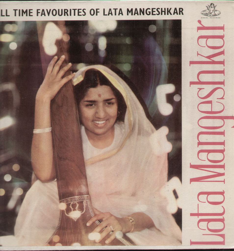 All Time Favourites of Lata Mangeshkar Bollywood Vinyl LP