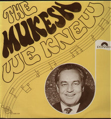 Mukesh - The Mukesh We Knew Bollywood Vinyl LP