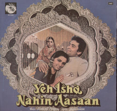 Yeh Ishq Nahin Aasaan Indian Vinyl LP