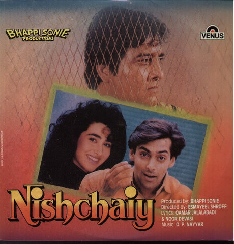 Nishchaiy - brand new Bollywood Vinyl LP