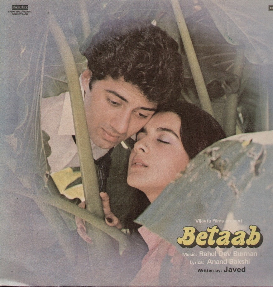 Betaab Bollywood Vinyl LP