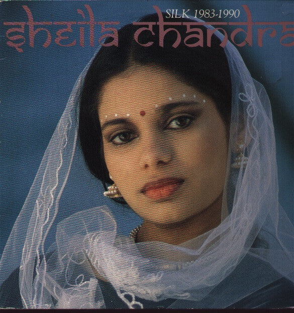 Sheila Chandra - Silk - 1983 - 1990 Bollywood Vinyl LP
