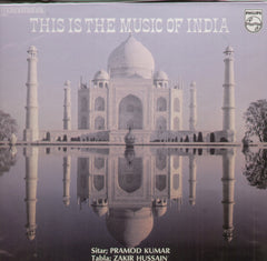 THIS IS THE MUSIC OF INDIA - Sitar & Tabla Bollywood Vinyl LP