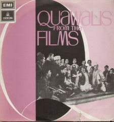 Quawalis Indian Vinyl LP